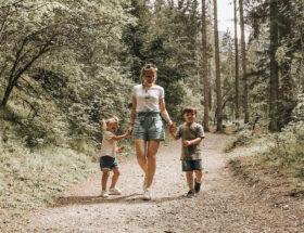 Mondo Bimbi Valdaora, montagna con i bambini