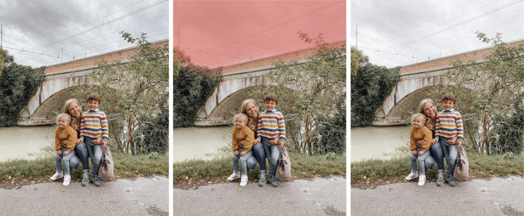 Editare foto da smartphone