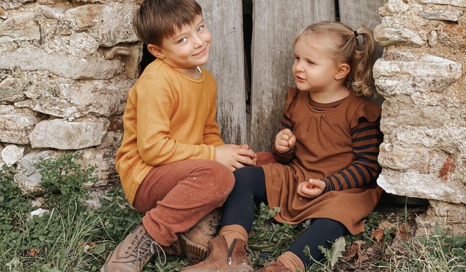 Lelilla Slow Fashion, moda bambini