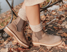 Mummy iaia scarpe Lumberjack autunno inverno donna