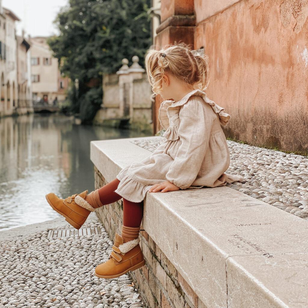 scarponcini invernali bambina