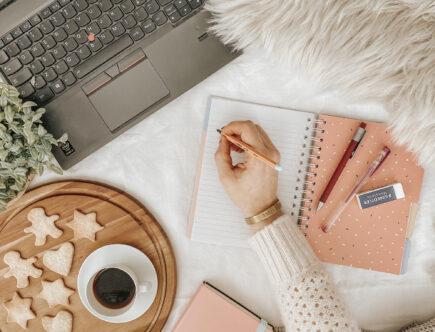 3 consigli su come organizzare la settimana