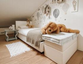 idee per la cameretta dei bambini