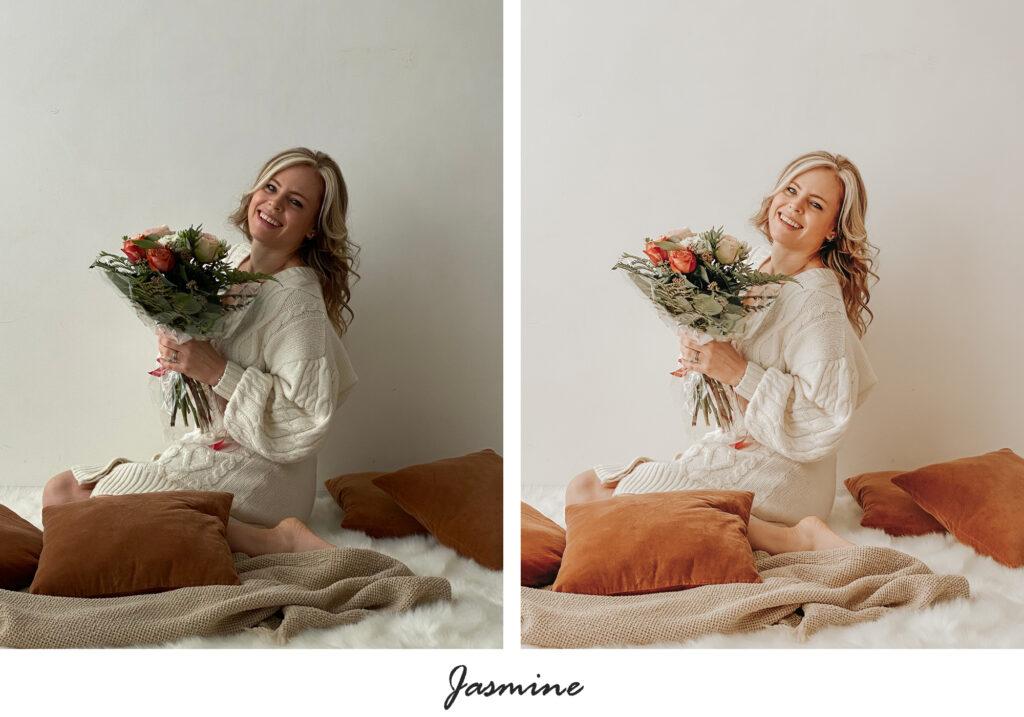 Editare le foto con preset