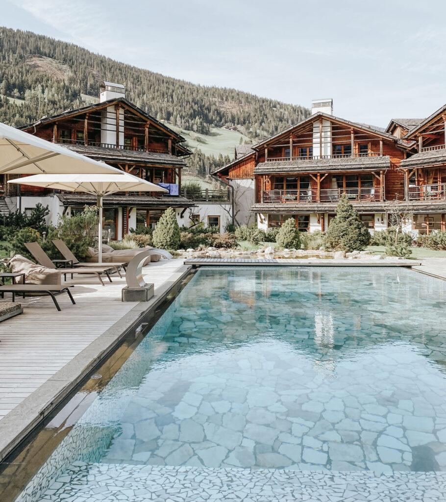 Family Hotel con piscina Dolomiti
