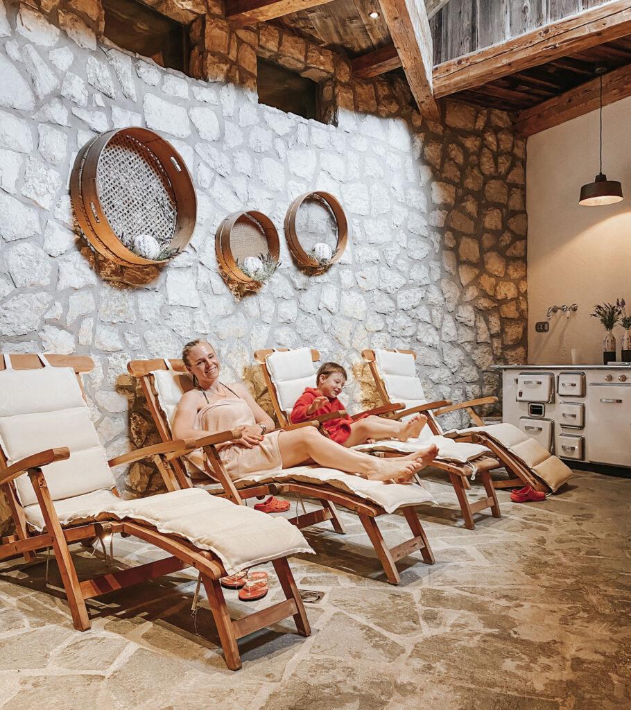 Hotel con spa e piscina per bambini