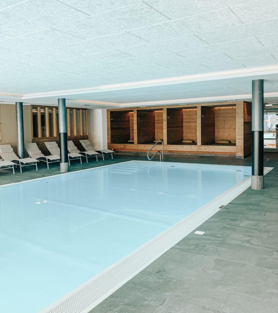 Hotel con piscina in Val Pusteria